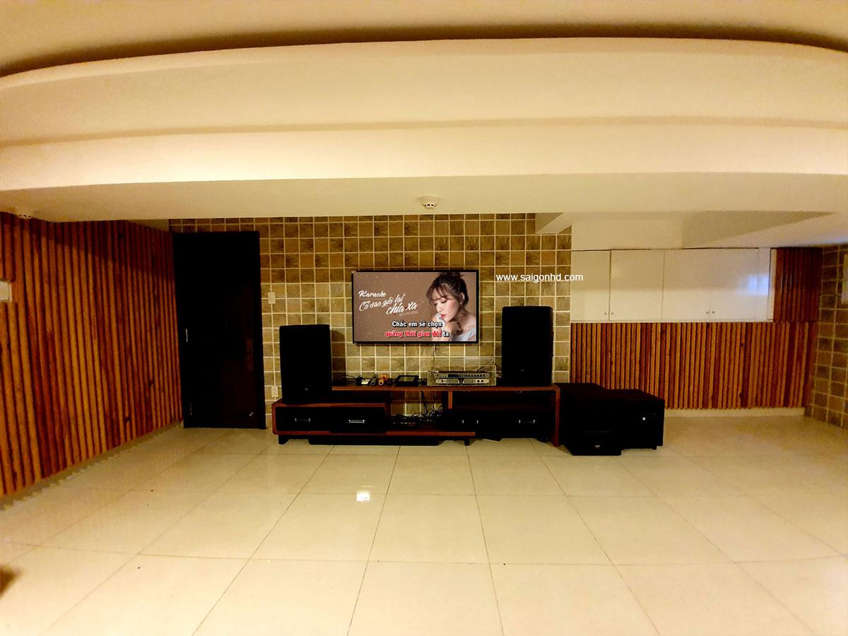 Hệ thống âm thanh Karaoke JBL