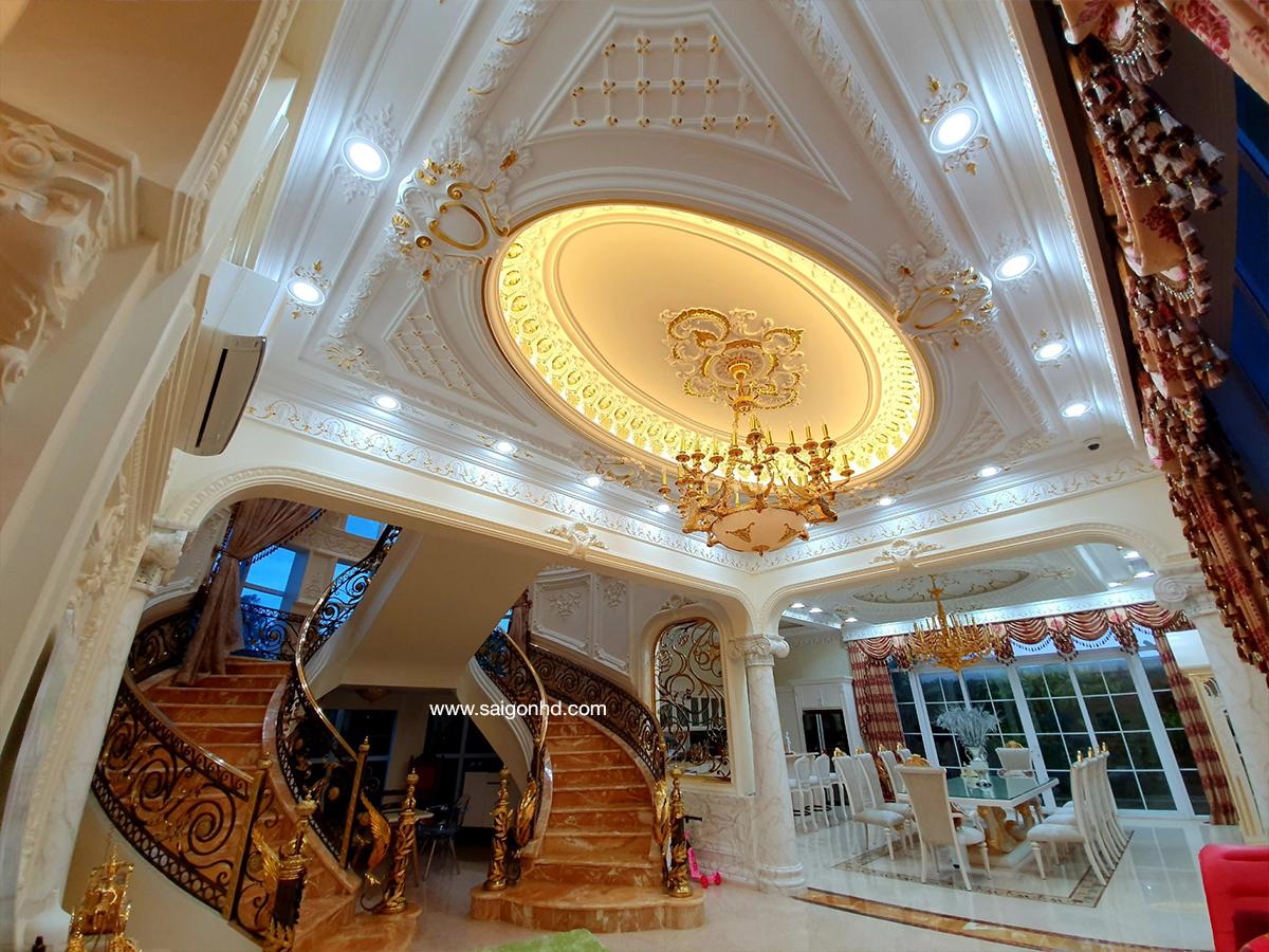 Phòng giải trí gia đình phong cách hiện đại