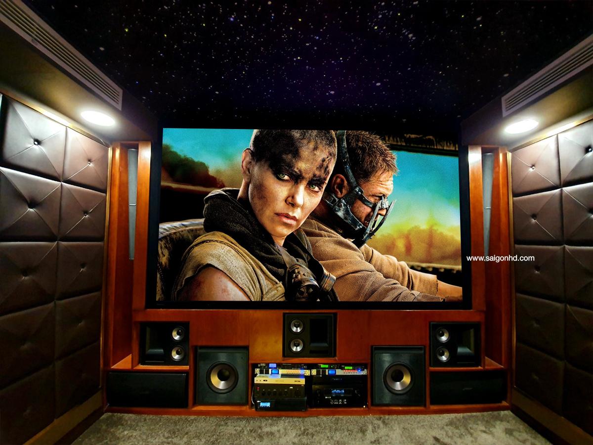 Phòng phim cao cấp Klipsch THX Ultra2