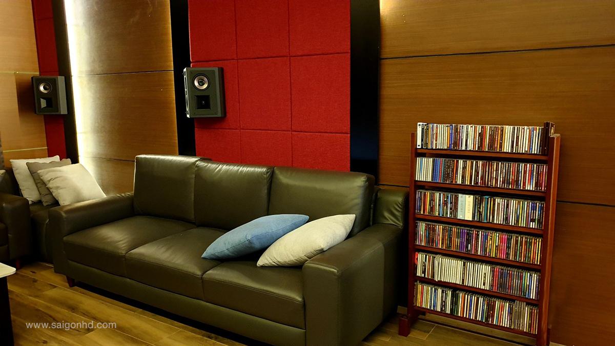 Phòng chiếu phim cao cấp THX Ultra2