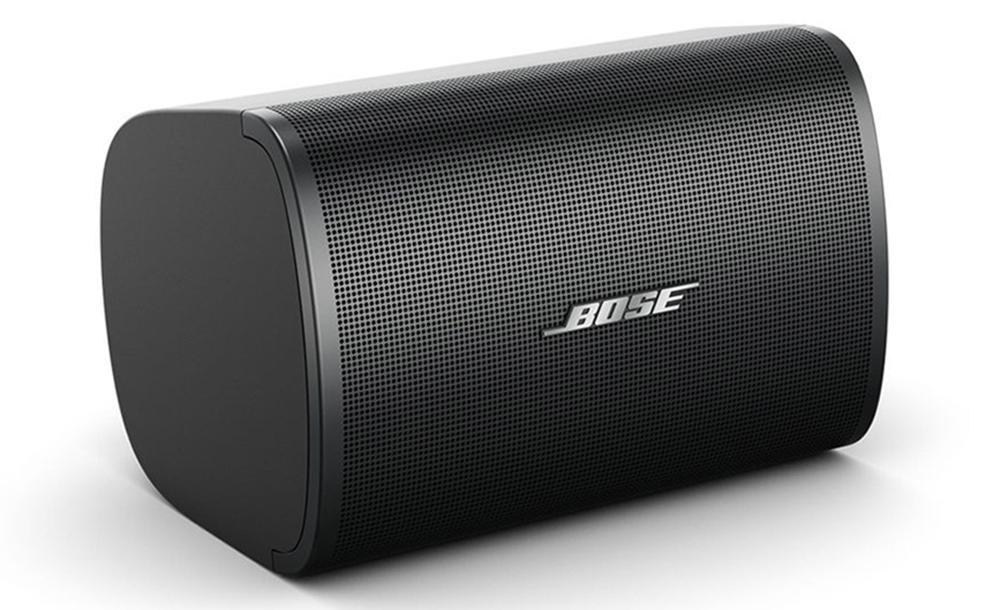 Bose Designmax DM6SE có thể sử dụng cho hệ thống âm thanh ngoài trời với chuẩn IP55