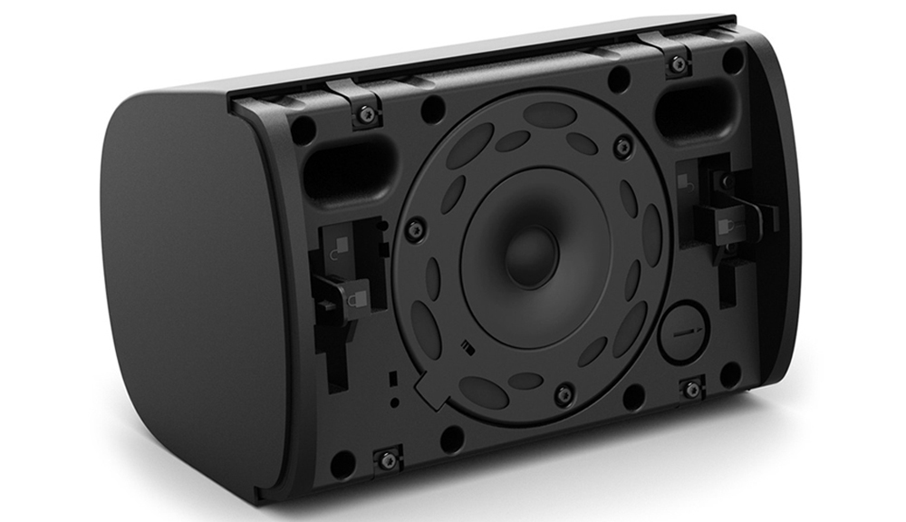 Cấu tạo bên trong của loa Bose Designmax DM6SE