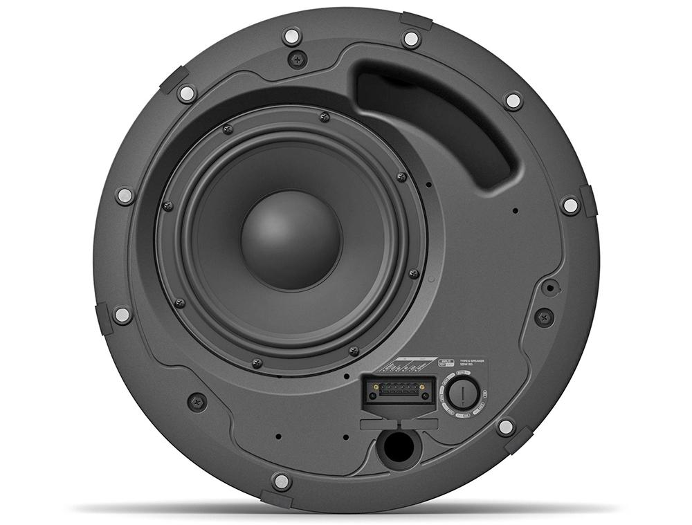 Designmax DM8C mang đến âm thanh sống động, rõ ràng với 2 củ loa đồng trục