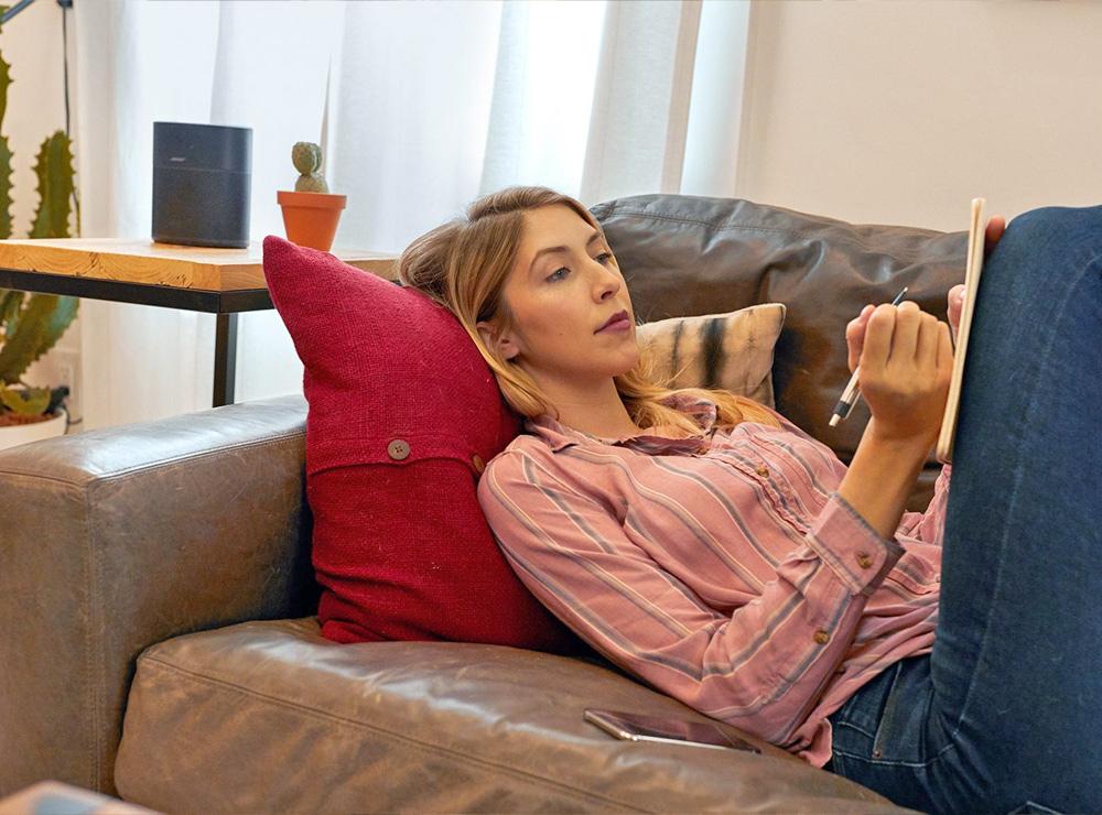 Trải nghiệm âm thanh chất lượng với loa Bose Home Speaker 300