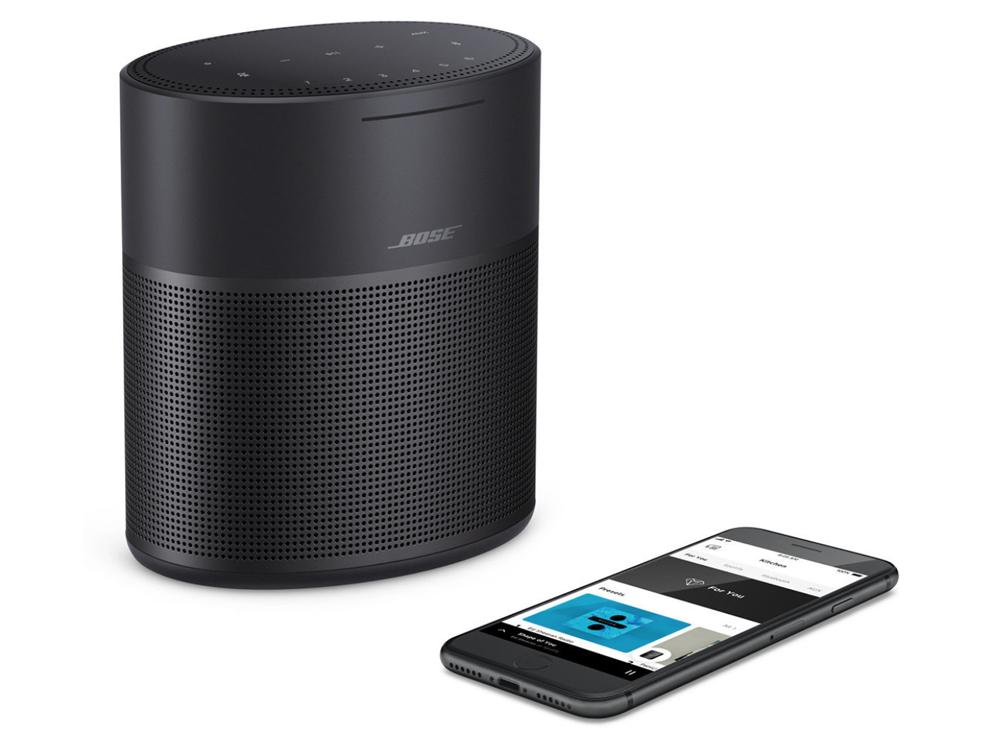 Kết nối không dây đa dạng với loa Bose Home Speaker 300