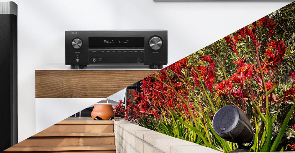 Với tính năng Multi-Source, Multi-Room từ AVR-X2700H bạn có thể thưởng thức âm nhạc ở mọi nơi.