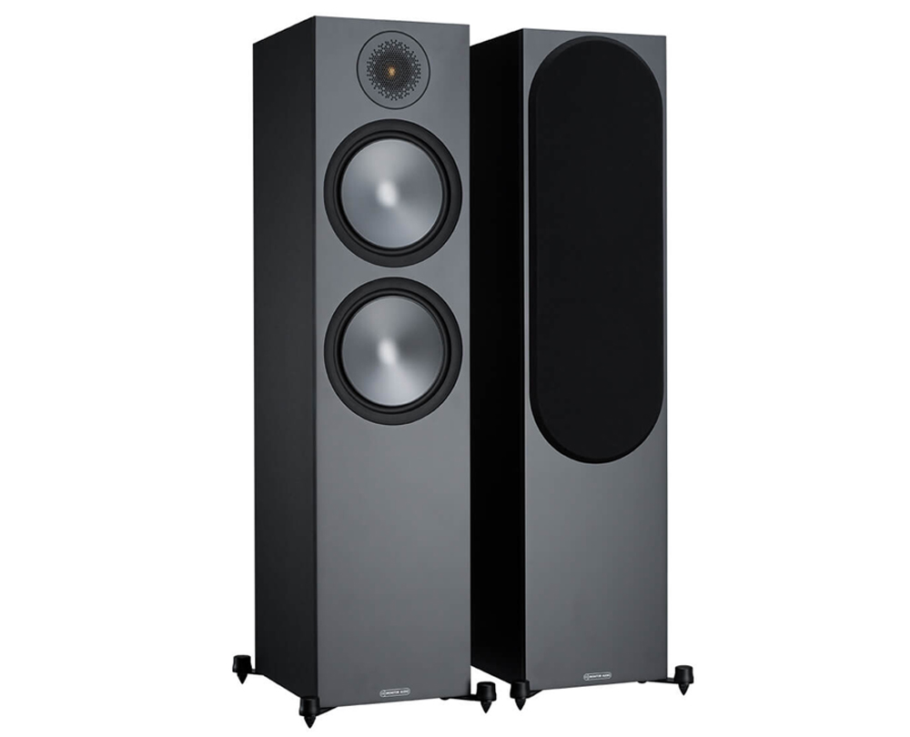 Monitor Audio Bronze 500 cho trải nghiệm giải trí tại gia thêm phần thú vị
