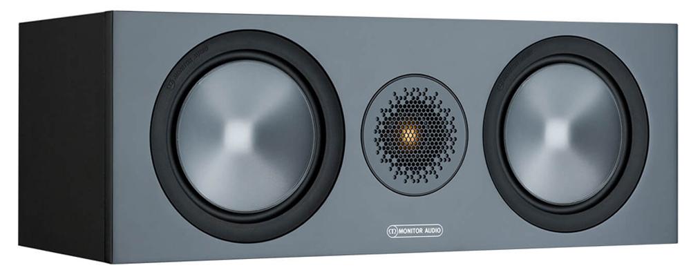 Loa Bronze C150 có thiết kế tủ kín tăng hiệu suất tái tạo âm thanh chính xác, rõ ràng
