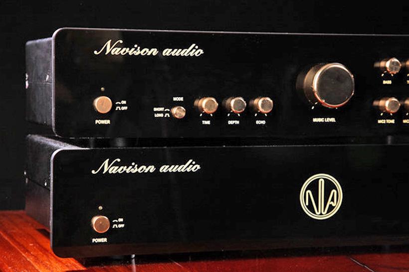NAVISON NPA-800T POWER AMPLIFIER