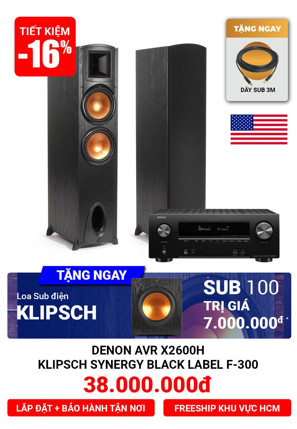 Sale thả ga - Quà cực đã khi mua dàn âm thanh tại SAIGON HD - 4