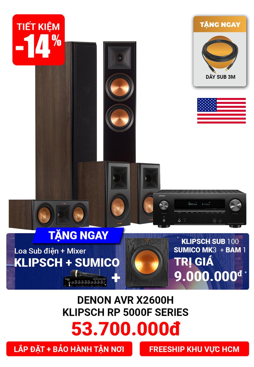 Sale thả ga - Quà cực đã khi mua dàn âm thanh tại SAIGON HD - 5