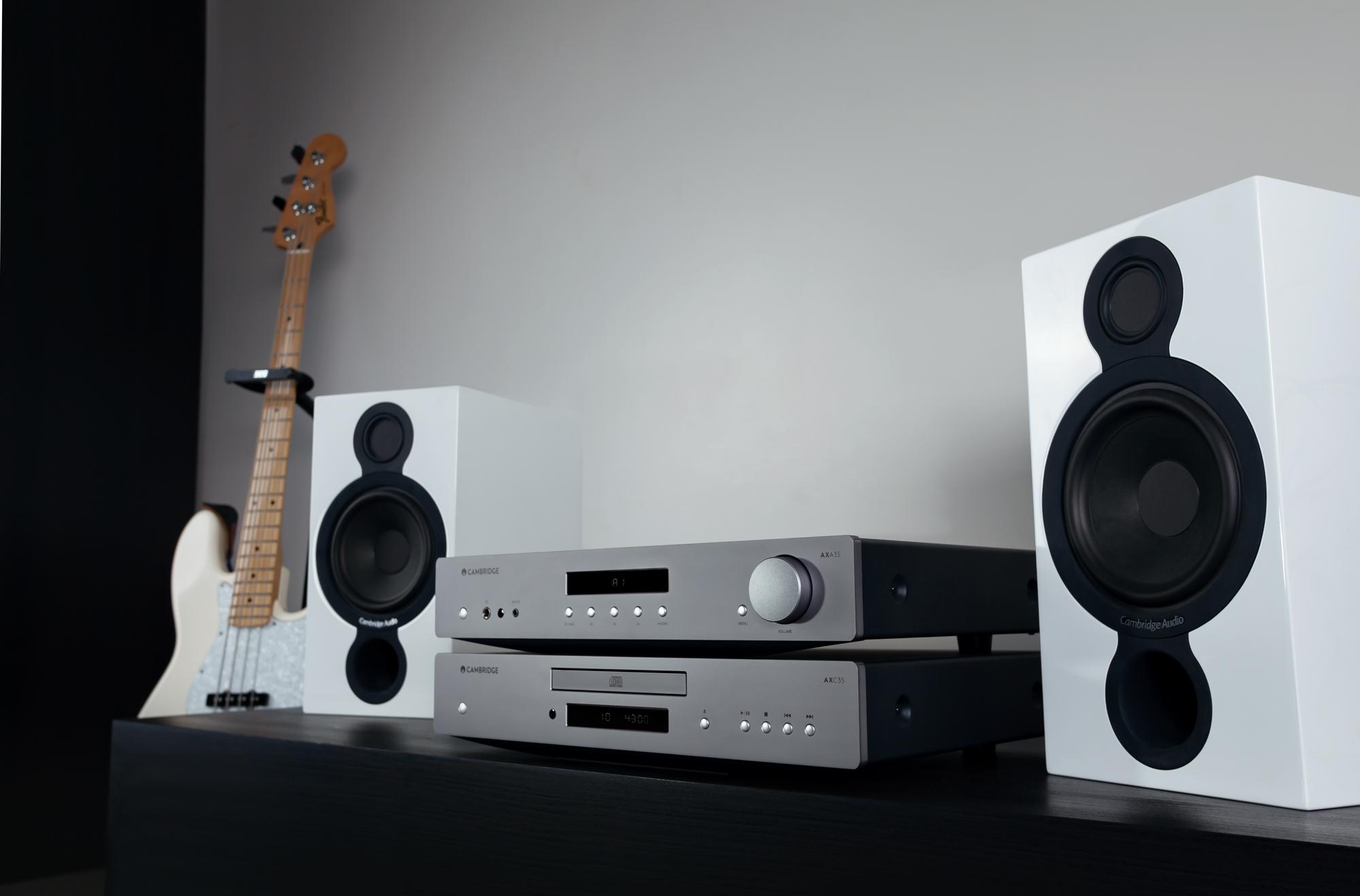 Cambridge Audio ra mắt dòng sản phẩm mới AX Series gồm đầu CD ...